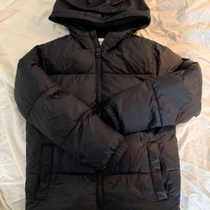 Boys Size 8 Old Navy puffer jacket